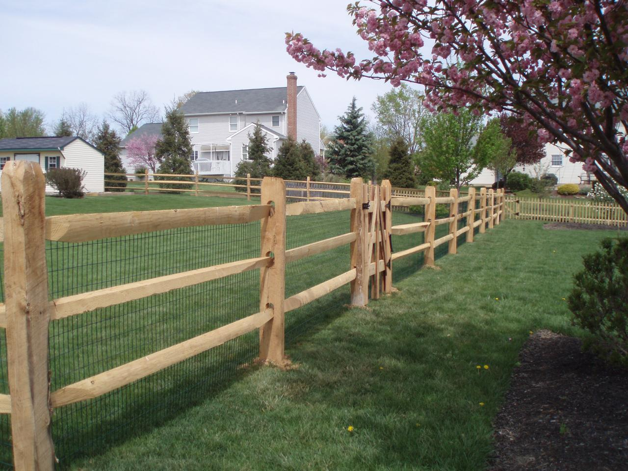 Fence Doctor Llc Split Rail